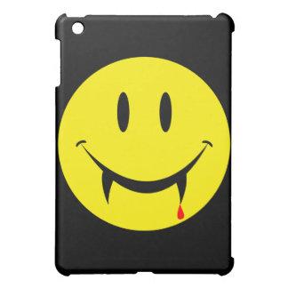 Vampire Smiley Face iPad Mini Cases