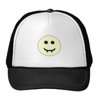 Vampire Smiley Hats