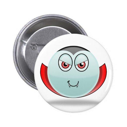 Vampire Smilie Button