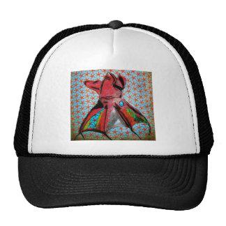 Vampire Squid Mesh Hats