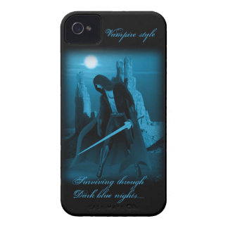 Vampire Style-iPhone 4, Barely There iPhone 4 Case-Mate Cases