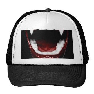 """""""Vampire Teeth"""" Trucker Hat"""
