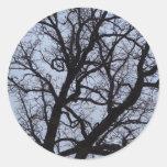Vampire Tree Stickers