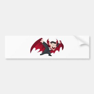 Vampire vampire bumper sticker