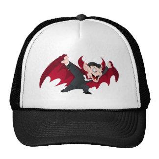 Vampire vampire trucker hats