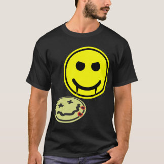 Vampires smiley DEAD T-Shirt
