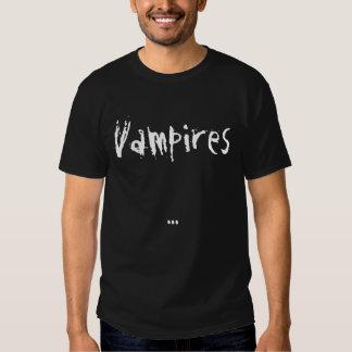 Vampires... T-shirts