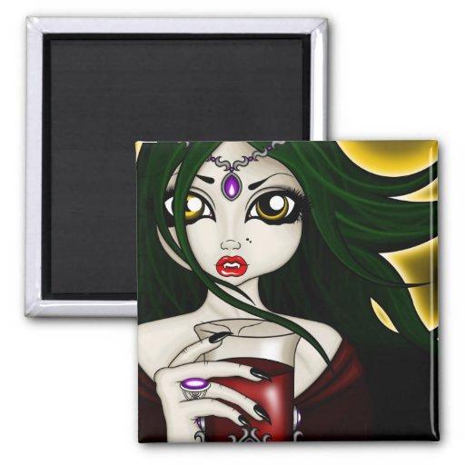 Vampiress Magnet