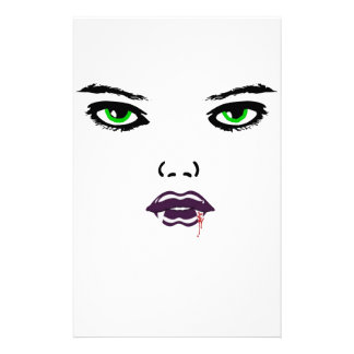 Vampiress Stationery