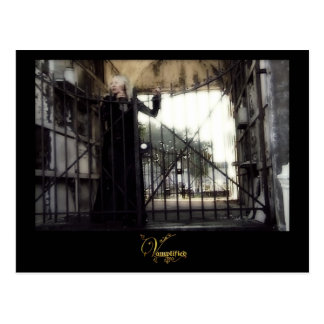 Vamplified® Crucified Postcard