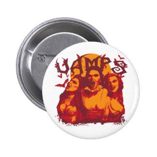 Vamps 6 Cm Round Badge