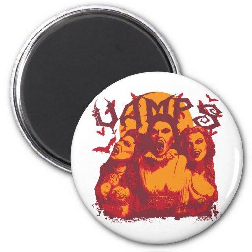 Vamps Fridge Magnet