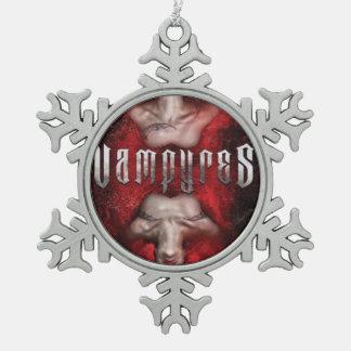 Vampyres Christmas Tree Ornament