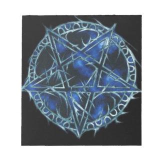 Vampyric_Pentagram Notepads