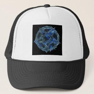 Vampyric_Pentagram Trucker Hat