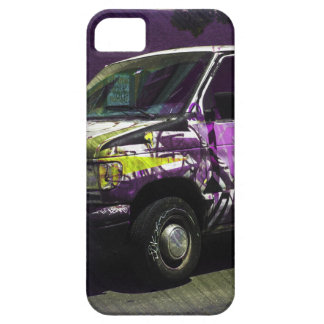 Van A roid - SanFrancisco Graffiti truck Case For The iPhone 5
