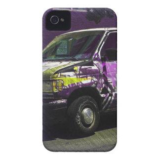 Van A roid - SanFrancisco Graffiti truck iPhone 4 Case