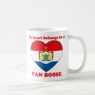 Van Bosse Basic White Mug