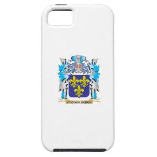 Van-Den-Berck Coat of Arms - Family Crest iPhone 5 Cover