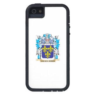 Van-Den-Berck Coat of Arms - Family Crest iPhone 5 Cases