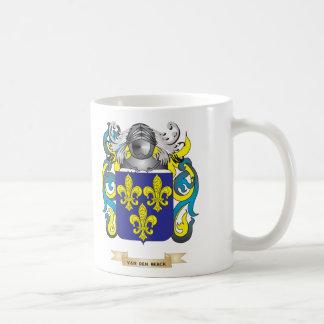 Van den Berck Family Crest (Coat of Arms) Mugs