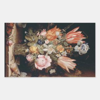 Van den Berghe's Flowers stickers