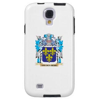 Van-Den-Berk Coat of Arms - Family Crest Galaxy S4 Case