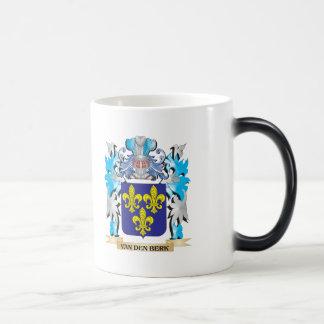 Van-Den-Berk Coat of Arms - Family Crest Morphing Mug