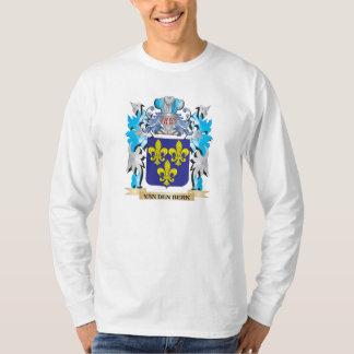 Van-Den-Berk Coat of Arms - Family Crest T Shirts