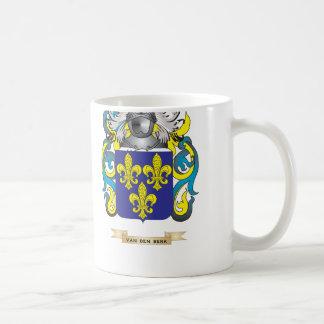 Van den Berk Family Crest (Coat of Arms) Mugs