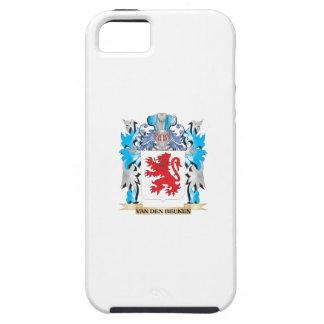 Van-Den-Beuken Coat of Arms - Family Crest iPhone 5 Covers