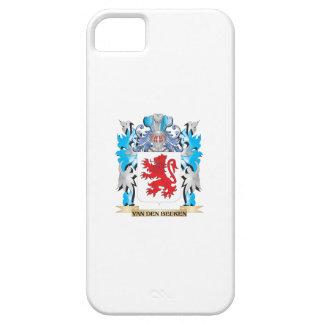 Van-Den-Beuken Coat of Arms - Family Crest iPhone 5 Cases