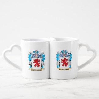 Van-Den-Beuken Coat of Arms - Family Crest Couples Mug