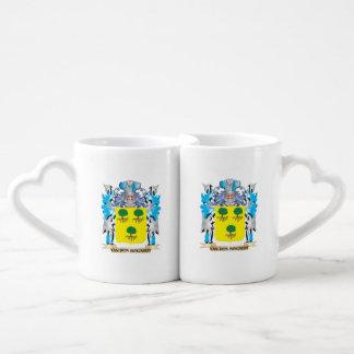 Van-Den-Bogaert Coat of Arms - Family Crest Couples Mug