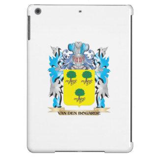 Van-Den-Bogarde Coat of Arms - Family Crest iPad Air Covers