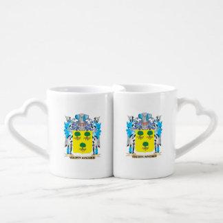 Van-Den-Bogarde Coat of Arms - Family Crest Lovers Mug Set