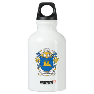 Van den Bosch Family Crest SIGG Traveller 0.3L Water Bottle