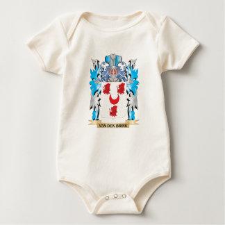 Van-Den-Brink Coat of Arms - Family Crest Bodysuits