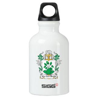Van Den Brink Family Crest SIGG Traveller 0.3L Water Bottle