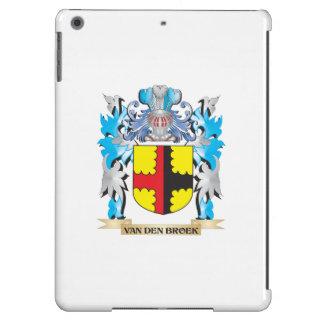 Van-Den-Broek Coat of Arms - Family Crest Cover For iPad Air