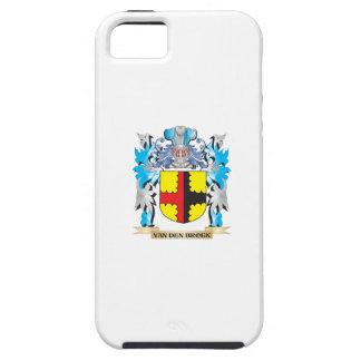 Van-Den-Broek Coat of Arms - Family Crest iPhone 5 Cases