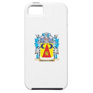 Van-Den-Camp Coat of Arms - Family Crest iPhone 5 Cases