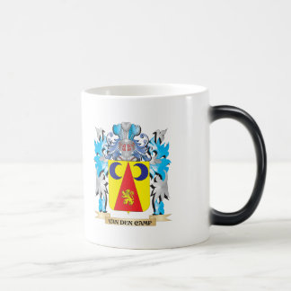 Van-Den-Camp Coat of Arms - Family Crest Morphing Mug