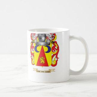 Van den Camp Family Crest (Coat of Arms) Mug