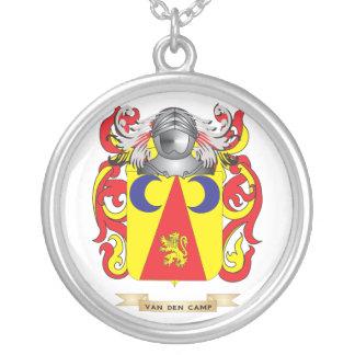 Van den Camp Family Crest (Coat of Arms) Jewelry