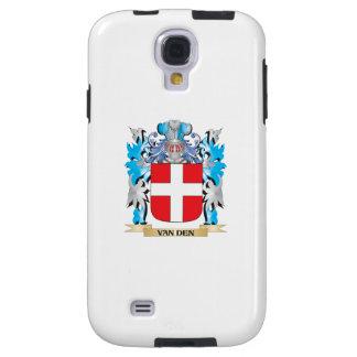 Van-Den Coat of Arms - Family Crest Galaxy S4 Case