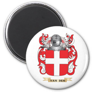 Van Den Family Crest (Coat of Arms) Fridge Magnet