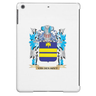 Van-Den-Hout Coat of Arms - Family Crest iPad Air Covers