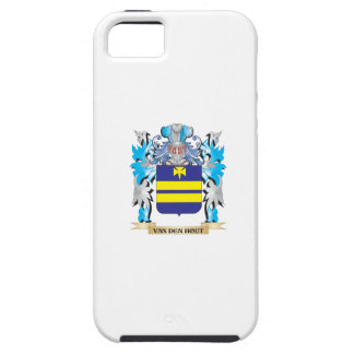 Van-Den-Hout Coat of Arms - Family Crest iPhone 5 Covers