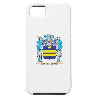 Van-Den-Houte Coat of Arms - Family Crest iPhone 5 Case